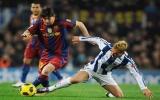 Messi lập cú đúp giúp Barca đè bẹp Sociedad