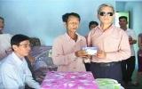 Dầu Tiếng: Người mù ngày càng được quan tâm nhiều hơn