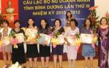 Câu lạc bộ Nữ Doanh nhân Bình Dương: Đóng góp gần 1 tỷ đồng cho công tác từ thiện - xã hội