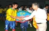 Khai mạc giải bóng đá mini cỏ nhân tạo tỉnh Bình Dương 2010
