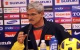 HLV Calisto tôn trọng tuyệt đối tuyển Malaysia