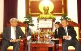Tổng lãnh sự quán Indonesia tại TP.HCM: Ấn tượng về gốm sứ và sự phát triển kinh tế của Bình Dương