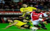 Hòa Sevilla, Dortmund dừng bước