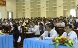 Tuyên dương hơn 200 điển hình trong Học tập và làm theo gương Bác