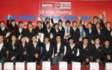 Tập đoàn SCG tiếp sức 24 học sinh đậu vào các trường đại học