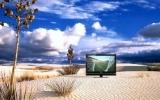 TV tích hợp pin sạc đầu tiên trên thế giới