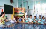 Thuận An: Kêu gọi và khuyến khích xã hội hóa giáo dục bậc học mầm non