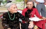Tuổi thọ bình quân của người Việt Nam 72,8 tuổi
