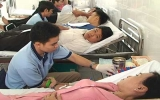 Bến Cát: Hơn 200 người tham gia hiến máu nhân đạo