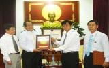 Bộ trưởng Bộ Lễ nghi và Tôn giáo Campuchia thăm Bình Dương
