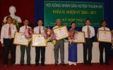 Kỳ họp lần thứ 19 HĐND huyện Thuận An khóa IX: Thông qua 6 Nghị quyết quan trọng