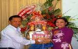 Lãnh đạo tỉnh Bình Dương chúc mừng chức sắc tôn giáo và giáo dân nhân dịp lễ Giáng sinh