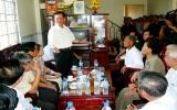 Gặp ân nhân của Thủ tướng Nguyễn Tấn Dũng