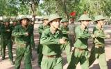 Tuổi trẻ lực lượng vũ trang: Rèn đức, luyện tài, sẵn sàng bảo vệ Tổ quốc