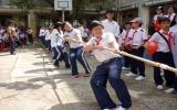 Trò chơi dân gian vào trường học: Giúp học sinh hướng về cội nguồn