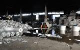 Cháy rụi công ty mút xốp, thiệt hại tiền tỷ