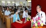 Công tác tuyên giáo hướng mạnh về cơ sở