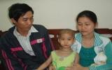 Cháu bé mắc bệnh hiểm nghèo cần giúp đỡ