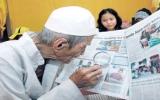 Cụ ông 110 tuổi đăng báo tìm vợ