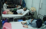 Người nhập viện gia tăng vì rét đậm