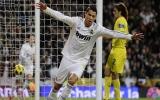 Ronaldo lập hat-trick giúp Real hạ gục Villarreal