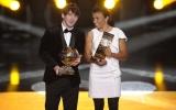 Messi đoạt danh hiệu Quả bóng vàng FIFA 2010