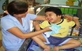 Hãy dành trọn tình thương yêu cho trẻ khuyết tật