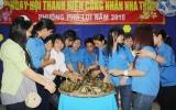 Hỗ trợ 200 vé xe tết cho đoàn viên công đoàn về quê ăn tết