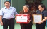 Công ty CPTM SABECO Miền Đông: Trao tặng nhà tình nghĩa cho gia đình chính sách