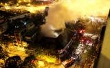 Hỏa hoạn thiêu rụi gần chục căn nhà giữa trung tâm TP HCM