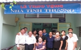 Công ty TNHH MTV Xổ số Kiến thiết Bình Dương: Trao tặng mái ấm tình thương cho hộ nghèo