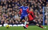 Hạ Blackburn, Chelsea trở lại Top 4