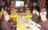 """TT. Thích Huệ Thông: """"Các hoạt động Hội thảo Hoằng pháp có chủ đề: Phật giáo phát triển cùng dân tộc""""..."""