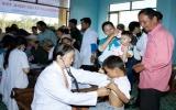 Sở Y tế Bình Dương: Tổ chức khám bệnh, phát thuốc miễn phí cho dân nghèo Bình Phước