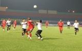 V-League 2011: B.Bình Dương hòa nhọc nhằn trên sân nhà