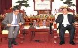 Chủ tịch UBND tỉnh Lê Thanh Cung: Bình Dương luôn chuẩn bị tốt để phục vụ các nhà đầu tư
