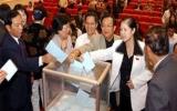 Bầu cử đại biểu Quốc hội diễn ra vào ngày 21-5-2011