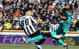 Inter thua đau trên sân Udinese