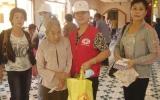 Hội chữ thập đỏ huyện Dầu Tiếng: Làm tốt công tác xã hội từ thiện