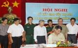 Đảng ủy - Bộ Chỉ huy Quân sự tỉnh: Đẩy mạnh phong trào thi đua quyết thắng