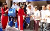 BIDV - Chi nhánh Mỹ Phước: Tặng quà Tết cho hộ nghèo huyện Dầu Tiếng