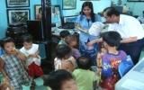 Bí thư Tỉnh ủy Mai Thế Trung: Thăm, tặng quà tết cho Trung tâm Nhân đạo Quê Hương