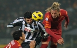AS Roma loại Juventus khỏi Tứ kết