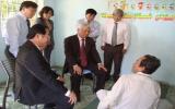 Phó Chủ tịch Quốc hội Uông Chu Lưu thăm, chúc tết tỉnh Bình Dương