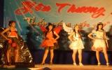 Trường THPT Trịnh Hoài Đức: Đêm yêu thương gây quỹ học bổng