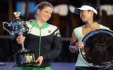 Kim Clijsters lần đầu vô địch đơn nữ Australia mở rộng