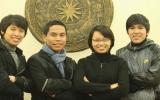 Sinh viên Việt Nam giành giải nhất thi kiến trúc quốc tế