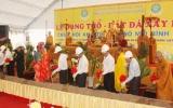 Khởi công xây dựng chùa Hội An và chùa Bà trong Thành phố mới Bình Dương