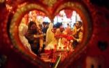 Lãng mạn ngày lễ Tình yêu