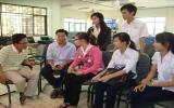 Cựu học sinh trường THPT Trịnh Hoài Đức: Tư vấn hướng nghiệp trước mùa thi
